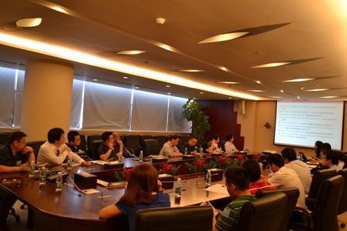 中国智能家居产业联盟2014第一次理事会召开